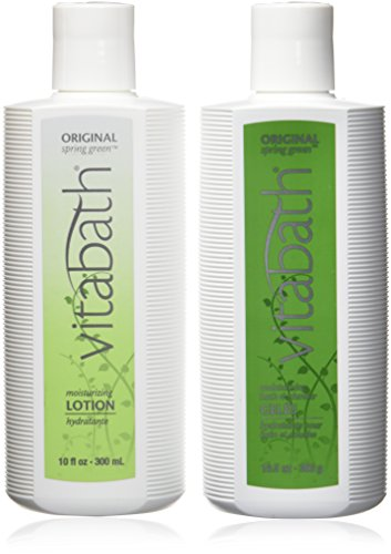 Vitabath Original Spring Green Everyday Set