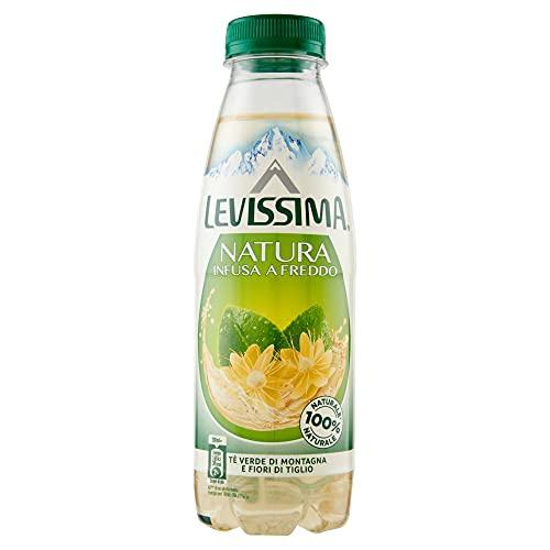 Levissima Natura, Tè Verde E Fiori Di Tiglio - 480 ml
