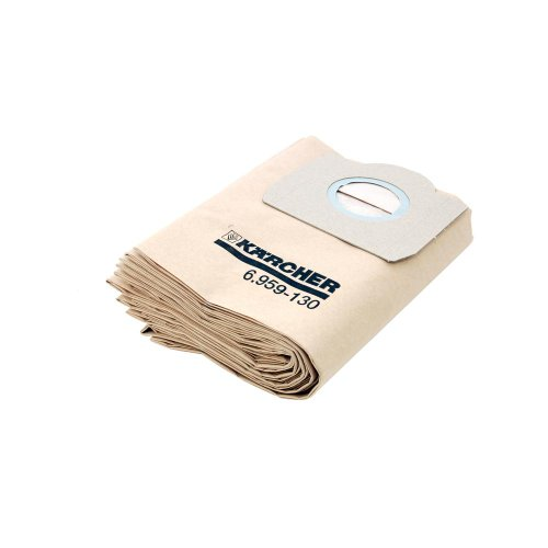 Kärcher Papierfilter-Beutel 6.959-130.0, 5 Stück,