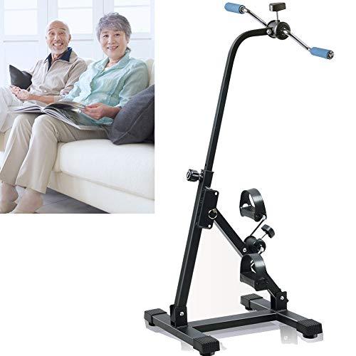 Staande Hometrainers Voor Senioren Hometrainerpedalen Gebruikt Voor Revalidatieoefeningen Voor Handen En Voeten