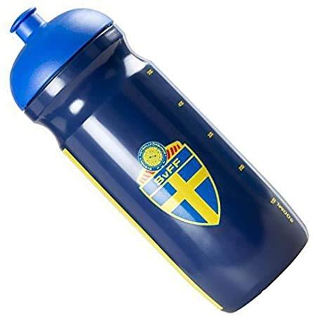 adidas - Botella de Agua de Suecia – SVFF Fútbol – 500 ml, tamaño 500 ml