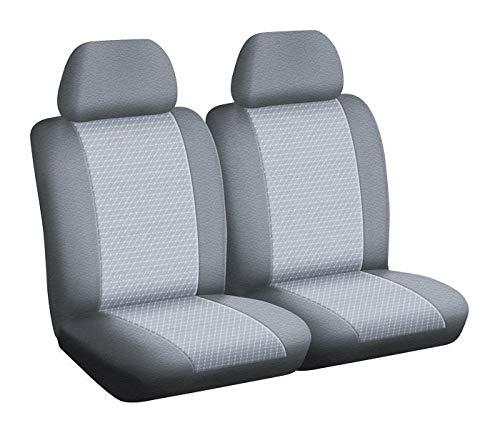 Housse de siège Auto/Utilitaire - sur Mesure - Montage Rapide - Compatible Airbag - Isofix - 1011732