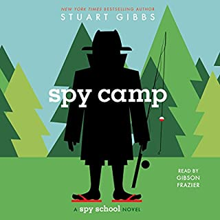 Spy Camp     Spy School, Book 2              Auteur(s):                                                                                                                                 Stuart Gibbs                               Narrateur(s):                                                                                                                                 Gibson Frazier                      Durée: 6 h et 43 min     6 évaluations     Au global 4,7