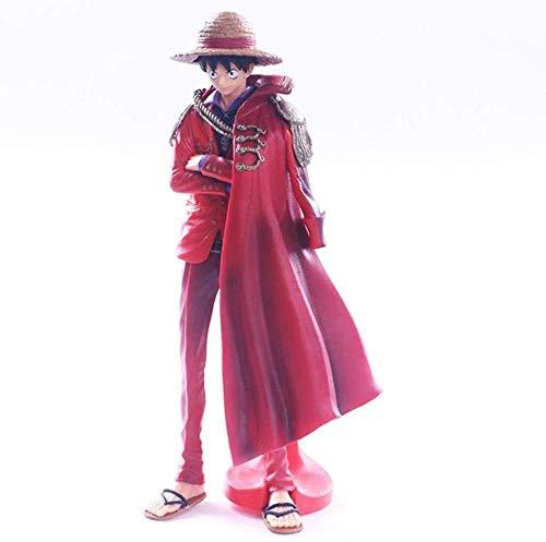 FFWW Cape One Piece KOA Road Fly 25cm Modelo Náutico Rey Estatua Anime Decoración