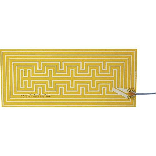 Thermo TECH Polyester Heizfolie selbstklebend 12 V/DC, 12 V/AC 36 W Schutzart IPX4 (L x B) 320 mm x 137 mm