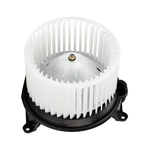 MOTOOS A/C Heater Blower Motor with Fan Cage Replacement for 2003-2007 Hummer H2 2003-2006 GMC Sierra
