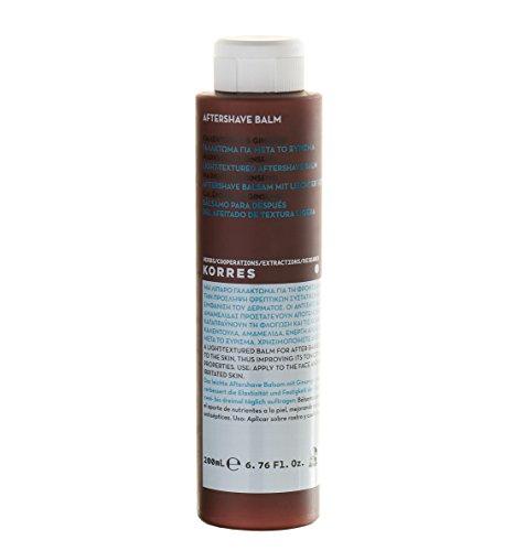 Korres Marigold und Ginseng Aftershave Balsam, 1er Pack (1 x 200 ml)