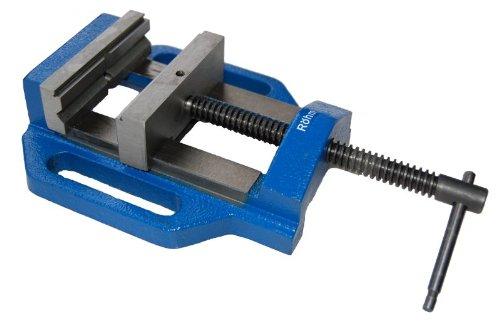 Röhm 7194 Bohrmaschinen-Schraubstock BSH, Größe 2, 80 mm Backenbreit, Qualitäts-Heimwerkerausführung