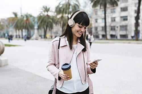 audio-technicaワイヤレスヘッドホン重低音Bluetoothマイク付き最大70時間再生密閉型カーキATH-WS330BTKH