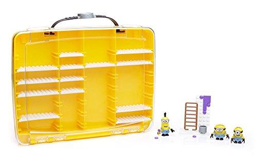Mega Bloks Mattel DNC19 - Konstruktionsspielzeug, Ich einfach unverbesserlich Minions Sammelkoffer