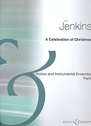 A Celebration of Christmas -Ensemble de Partitions