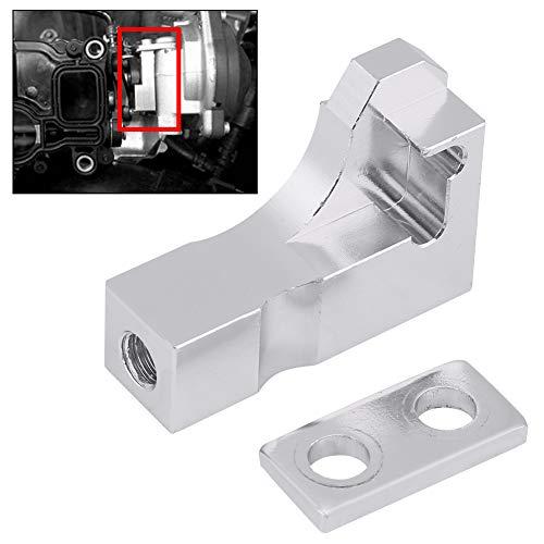 Keenso Auto Saugrohrklappe Einlasskrümmer P2015 Reparatursatz für Seat 2.0 TDI CR Ansaugkrümmer