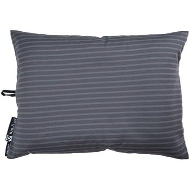 NEMO Fillo Elite Ultralight Inflatable Travel Pillow, Shale Stripe