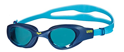ARENA Kinder Schwimmbrille The One Junior, Light Blue-Blue-Light Blue, Size