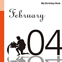 2月4日 My Birthday Book