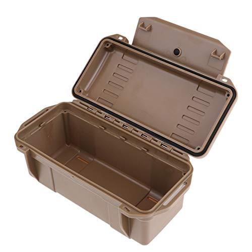 Boîte à lunch pique-nique Sacs sac à lunch box Boîte de pique-nique portable étanche extérieur antichocs Boîte de rangement étanche à l'air Boîte à sec d'urgence for Camping Randonnée sacs de pique-ni