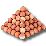 Cedar Balls Clothes Moth Repellant - Premium Quality USA Wood for Closet/Drawers (120 Pack), Protect Clothing with Natural Alternative to Moth Balls, Non-Toxic, Long Lasting, Family Safe, Smells Great
