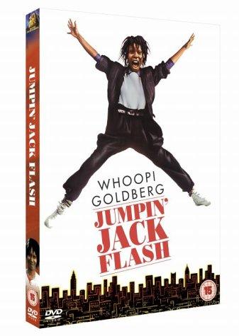 Jumpin' Jack Flash [DVD][1987]
