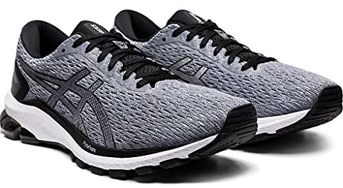 ASICS GT-1000 9 1011A770 021 - Zapatillas de running para hombre, gris, 40.5 EU