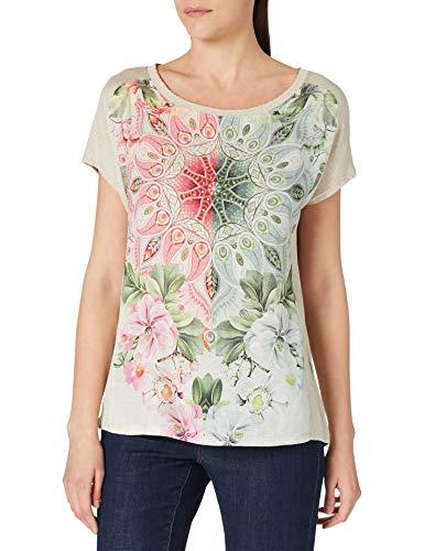 Desigual TS_Copenhague Camiseta para Mujer