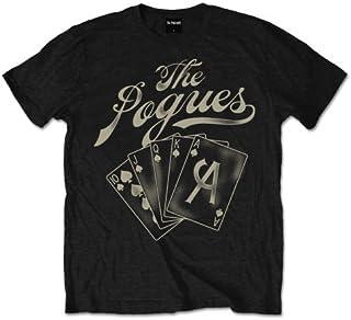 ザ・ポーグス Tシャツ The POGUES Ace 正規品 ロックTシャツ バンドTシャツ