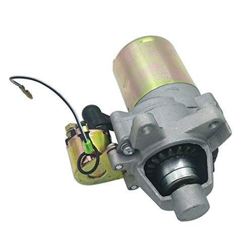 Cancanle startmotor & magneet voor HONDA GX160 GX200 168F 5.5Hp 6.5HP compressor generator kleine motor 31210-ZE1-023