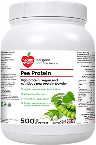 Health Cavern Pea Protein