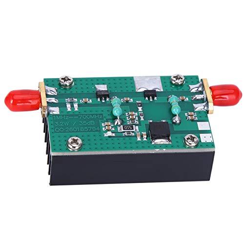 Amplificador de potencia RF-3.2W Transmisor 1MHz-700MHZ HF FM VHF UHF Banda ancha de alta frecuencia
