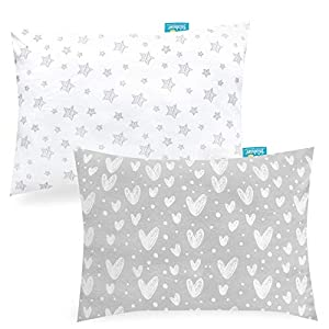 Biloban 2 Pack Kids Toddler Pillowcase
