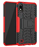 Yiakeng Samsung Galaxy A10 Case, Double Layer Shockproof