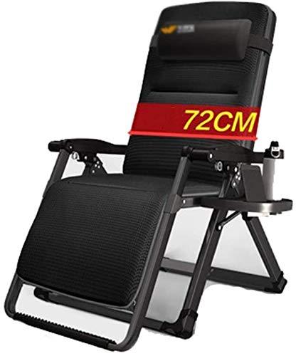 Tumbona de jardín exterior / Patio sillas reclinables sillas del patio reclinables, sillas de gravedad cero Patio Sunloungers de Jardín sillas plegables reclinables Tumbona Sillas de cubierta de sol s