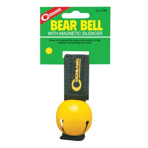 Coghlan ('s Bär Glocke mit Schalldämpfer, gelb