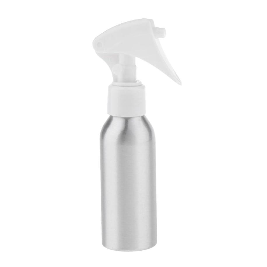放棄された呪われたトークンHomyl スプレーボトル ポンプボトル 水スプレー アルミボトル スプレーポンプ ヘアーサロン 家庭用 植物 料理 使いやすい 全6サイズ選べる  - 100ML