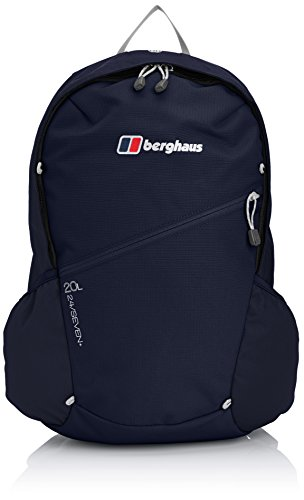 Berghaus TwentyFourSeven Plus 20 Litre Outdoor Rucksack Backpack, Eclipse