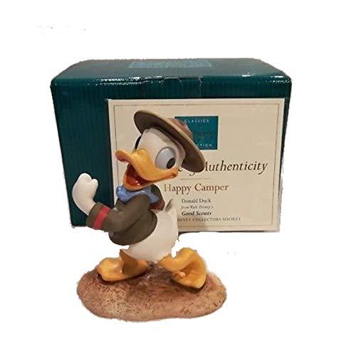 Donald Duck - Donald Duck - Happy Camper - Walt Disney Classics Collection - WDCC