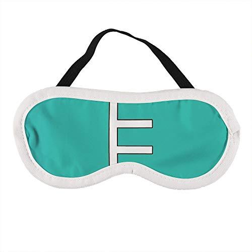 Preisvergleich Produktbild Augenmaske für Damen und Herren,  türkisfarbener Tintentank,  die beste Schlafmaske für Reisen,  Nickerchen,  gibt Ihnen die beste Schlafumgebung