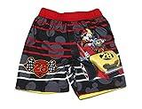 Mickey Mouse Baby Boys Swim Trunks (Roadster Grey, 2T)