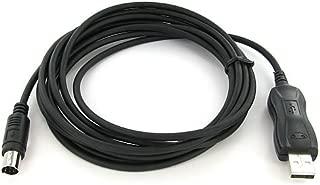 Valley Enterprises Yaesu USB FTDI Programming Cable FT-7800, FT-8800, 10 Feet