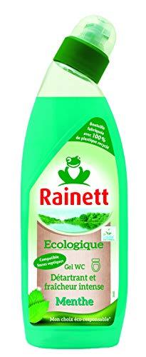 RAINETT Cuidado del producto Gel WC ecológico Menta 750 ml