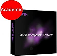 Avid Media Composer | Software Symphony Option Floating License 20 Pack (Academic)