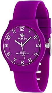 Amazon.es: Morado - Relojes de pulsera / Mujer: Relojes