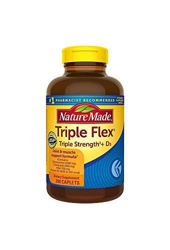 Nature Made TripleFlex Triple Strength, (200 Caplets)