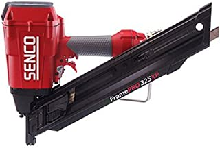 "Senco FramePro 325XP 3¼"" Clipped Head, Paper Taped Framing Nailer 4Z0101N"
