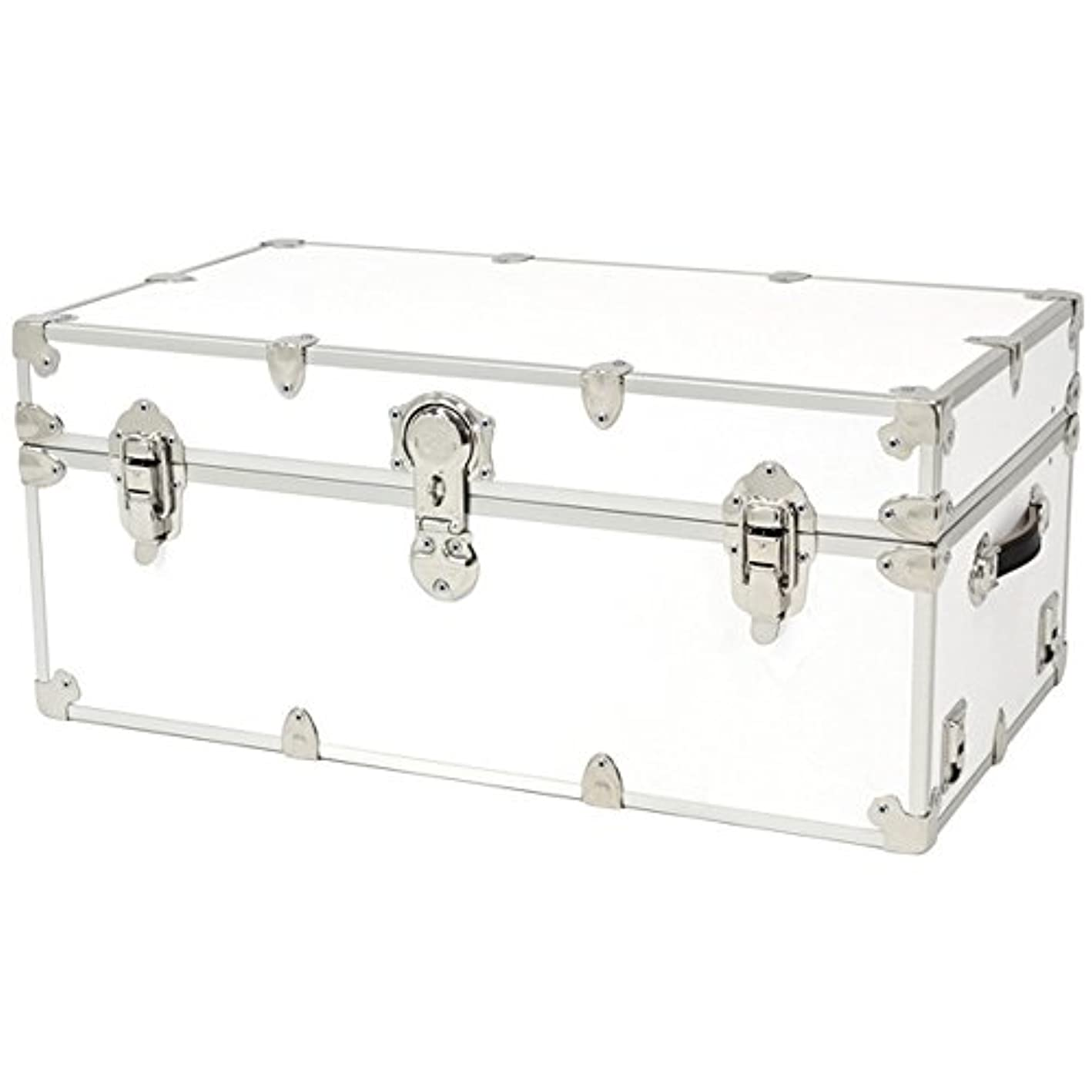 Rhino Sticker Camp & College Trunk with Wheels & Tray - X-Large (34