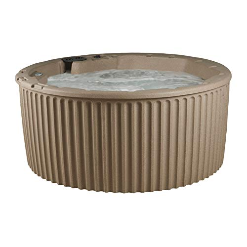 Essential Hot Tubs 20-Jets 2021 Arbor Hot Tub, Seats 5-7, Cobblestone