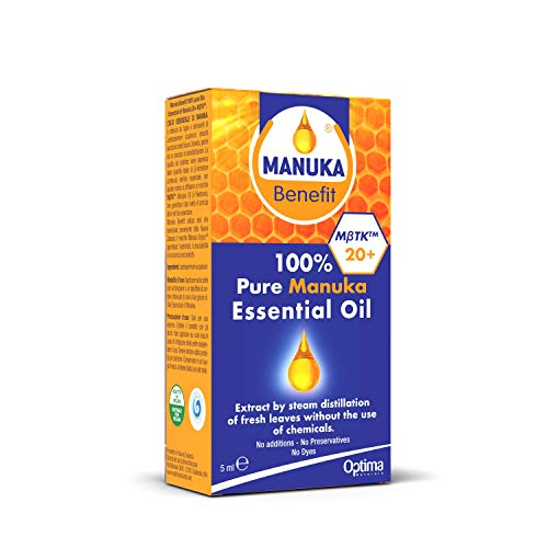 Manuka Benefit Olio Essenziale di Manuka 5 ml