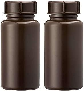 /ø55mm x 23mm Wasserdicht UV-Schutz | CNC-Feingewinde Aluminium Luftdicht HIZN Kr/äuter Sammelbeh/älter Dose Geruchsdicht Chrome