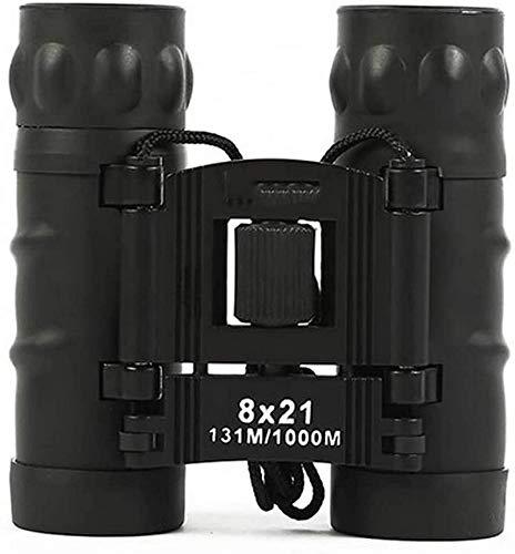 Reflector profesional Binoculares for adultos y niños, usando la lente BAK-4 PRISM FMC de 28 mm ocular grande, impermeable y a prueba de niebla, binoculares impermeables for observación de aves, caza,