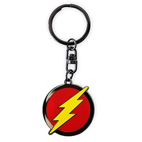 ABYstyle - DC Comics - Schlüsselanhänger - Flash Logo