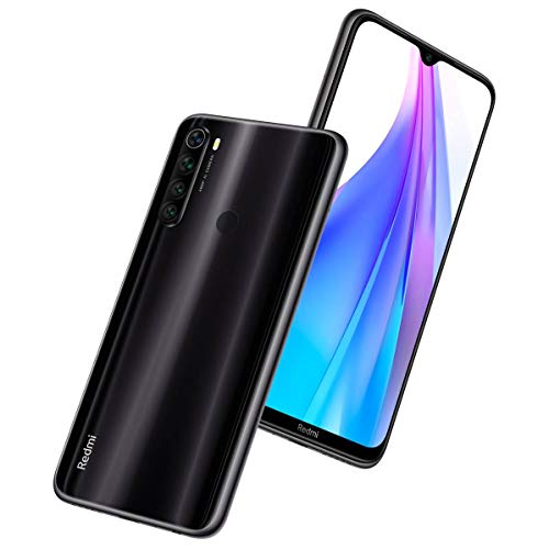 Moviles Xiaomi Redmi Note 9 Pro 128Gb Negro  Marca Xiaomi